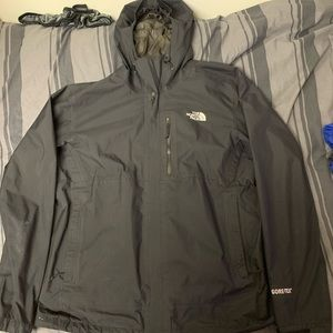North Face GORE-TEX Black Jacket